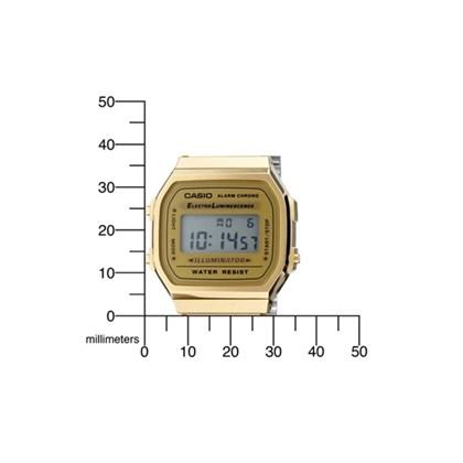 d4c002ad0a4 Relógio Casio Vintage A168WG-9WDF Relógio Casio Vintage A168WG-9WDF