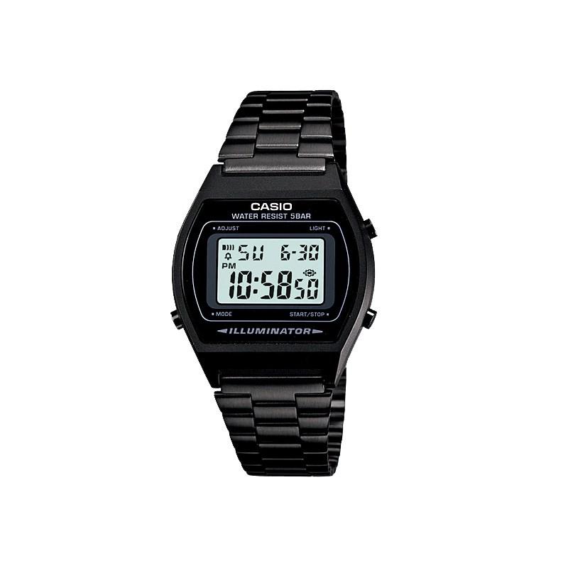 Relógio Casio Vintage B640WB-1ADF Preto