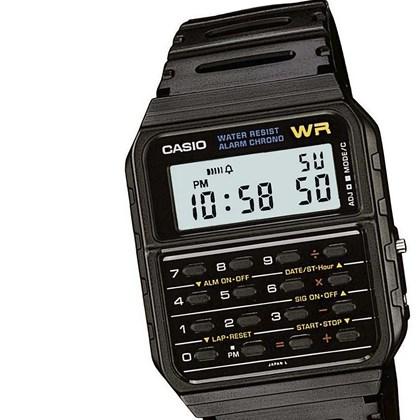 Relógio Casio Vintage CA-53W-1Z