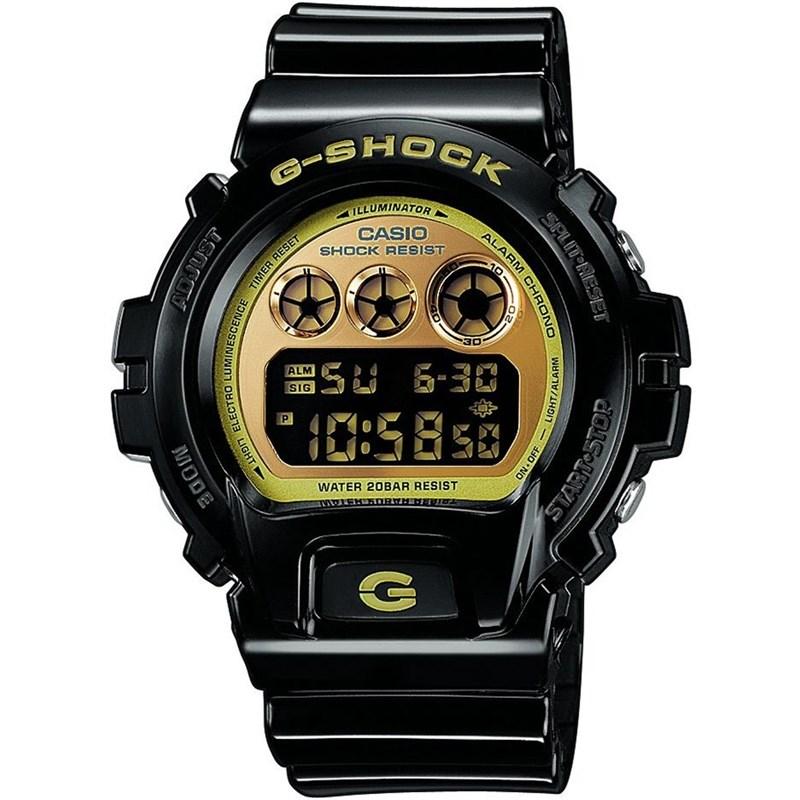 RELÓGIO G-SHOCK DW-6900CB-1DS CLASSIC BLACK
