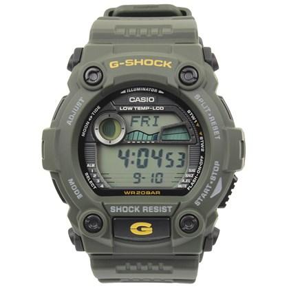 Relógio G-Shock G-7900-3DR Tábua de Maré
