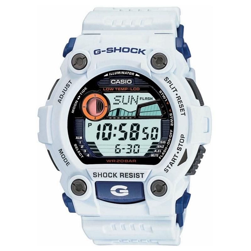 dd473bd50a6 RELÓGIO G-SHOCK G-7900-7DR BIG CASE BRANCO - SurfAlive