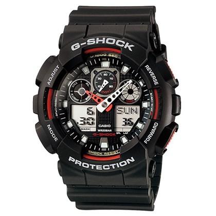 Relógio G-Shock GA-100-1A4DR
