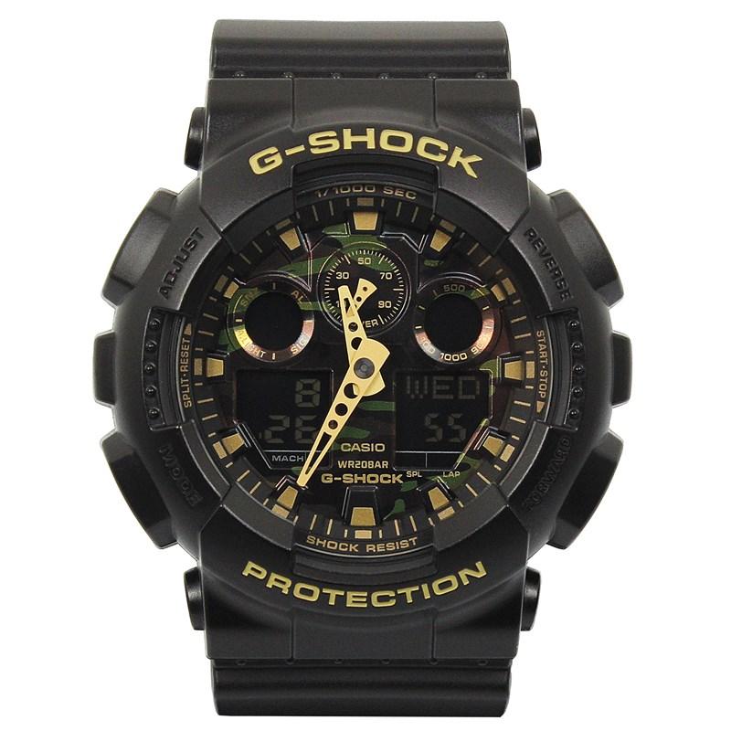Relógio G-Shock GA-100CF-1A9DR Camo Series