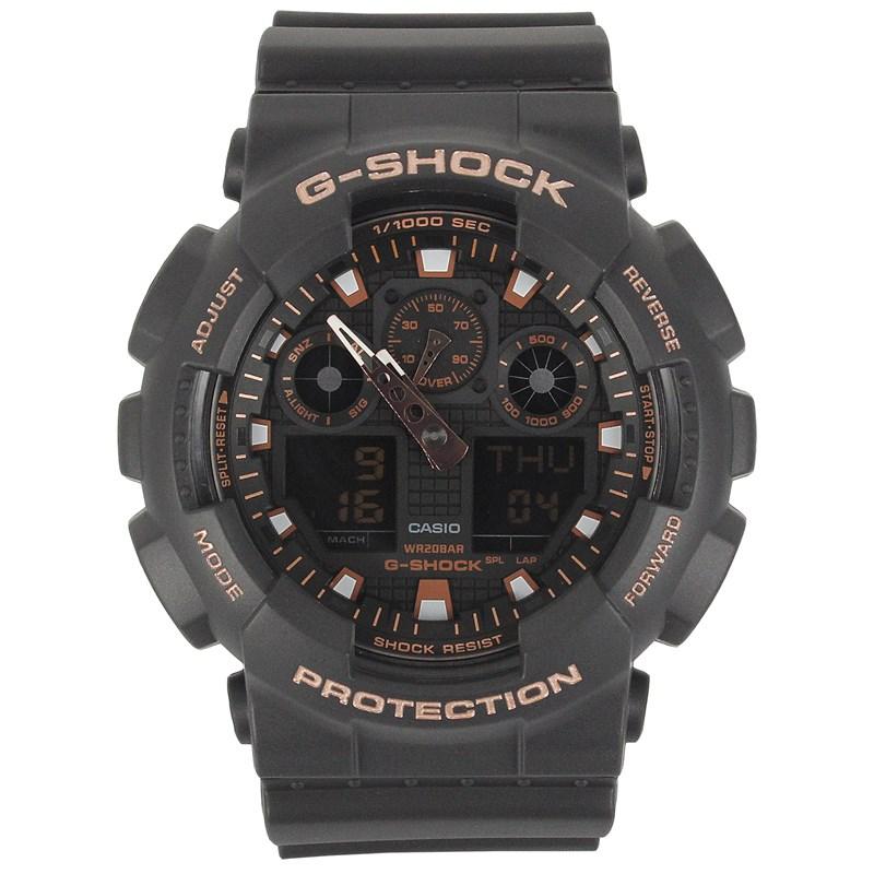 Relógio G-Shock GA-100GBX-1A4DR
