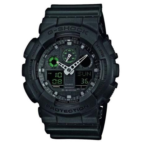 Relógio G-Shock GA-100MB-1ADR Military Black