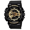 RELÓGIO G-SHOCK GA-110GB-1ADR BIG CASE BLACK GOLD