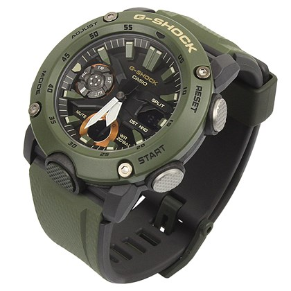 Relógio G-Shock GA-2000-3ADR Carbon Core Guard