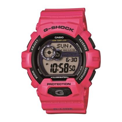 RELÓGIO G-SHOCK GLS-8900-4DR G-LIDE PINK