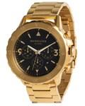 Relógio Quiksilver B52 Black Gold Importado
