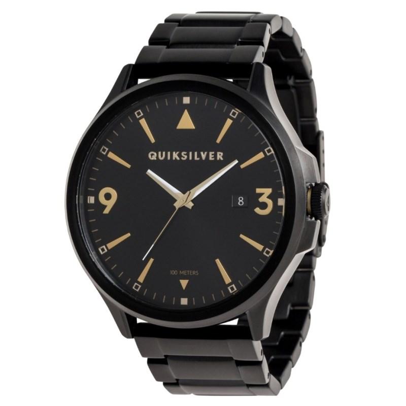 7a2a7b4e656 Relógio Quiksilver Beluka Importado Black Gold - Surf Alive