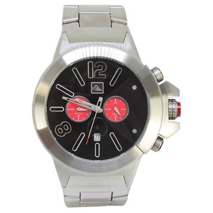 Relógio Quiksilver Kaspian Silver Black