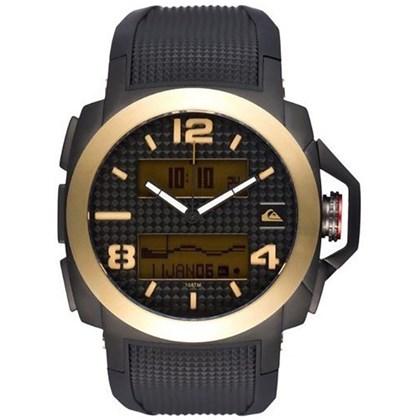 b175c70cbb9af RELÓGIO QUIKSILVER MOLOKAI BLACK GOLD ...