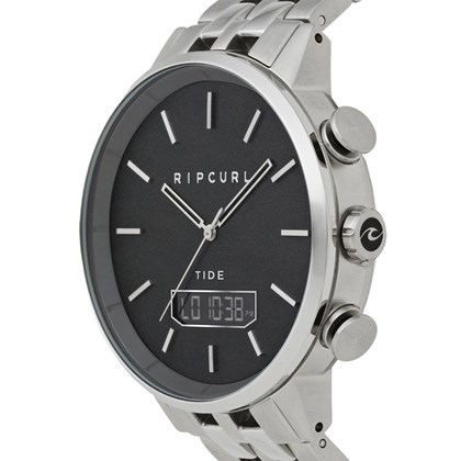 Relógio Rip Curl Detroit Tide Digital SSS Black