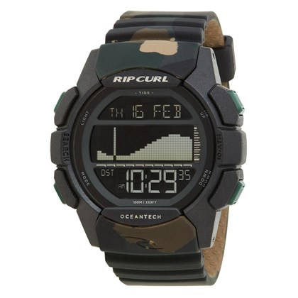 Relógio Rip Curl Drifter Tide Watch Camo Jungle