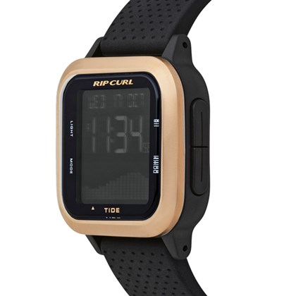 Relógio Rip Curl Next Tide Rose Gold Black