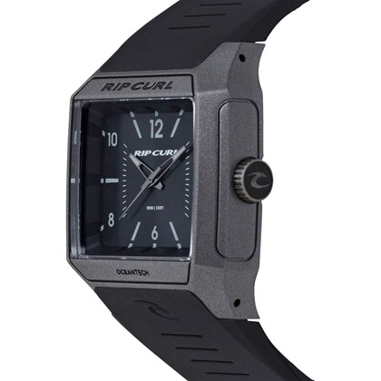 Relógio Rip Curl Rifles Analogue Gunmetal