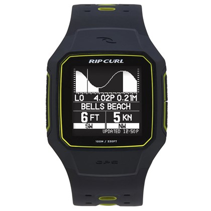 1c24b05b090 Relógio Rip Curl Search GPS 2 Yellow ...