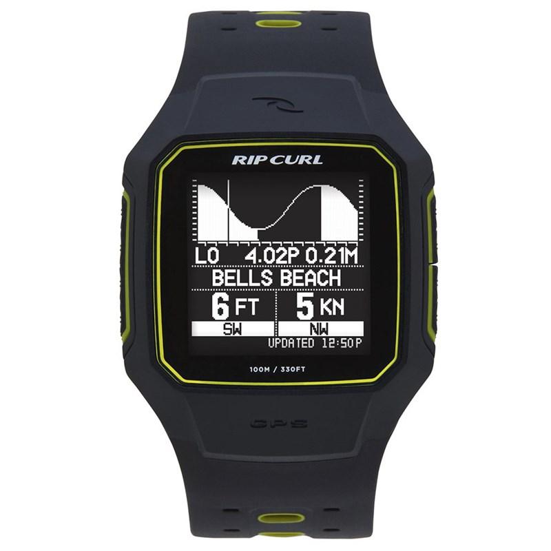 Relógio Rip Curl Search GPS 2 Yellow