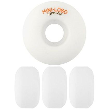 RODA MINI LOGO C-CUT 53 mm 101a WHITE