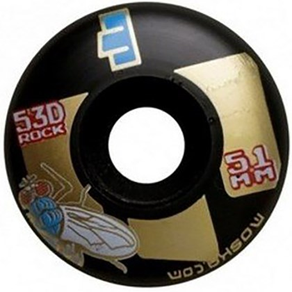 RODA MOSKA BLACK ROCK 51MM