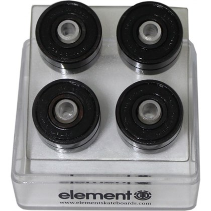 ROLAMENTO ELEMENT BLACK ABEC7 PARA SKATE