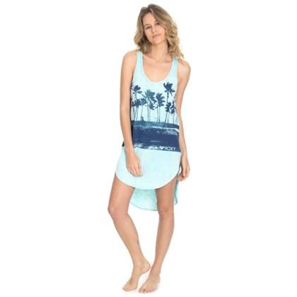 Saída de Praia Roxy Fresh Wind Azul
