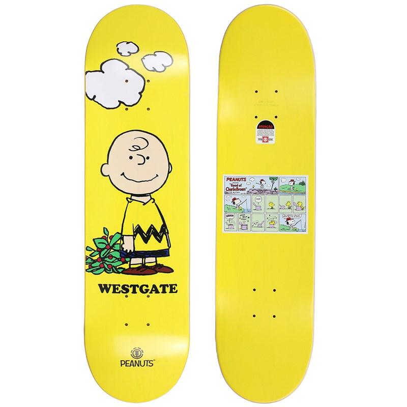 Shape Element Peanuts Charlie Brown X West 8.0 X 31.500