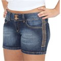 SHORT HANG LOOSE FEMININO T METAL