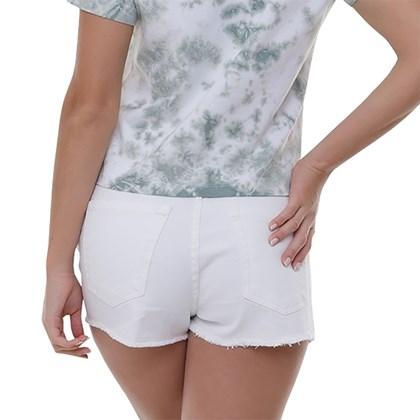 Short Jeans Roxy Be Shine White