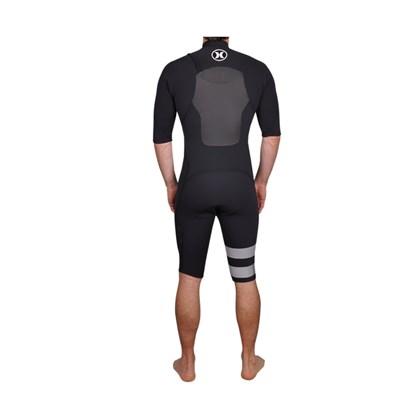 Short John Hurley Fusion 202 Fullsuit Black