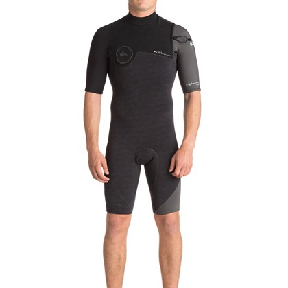 Short John Quiksilver Highline Zipless 2/2mm Black