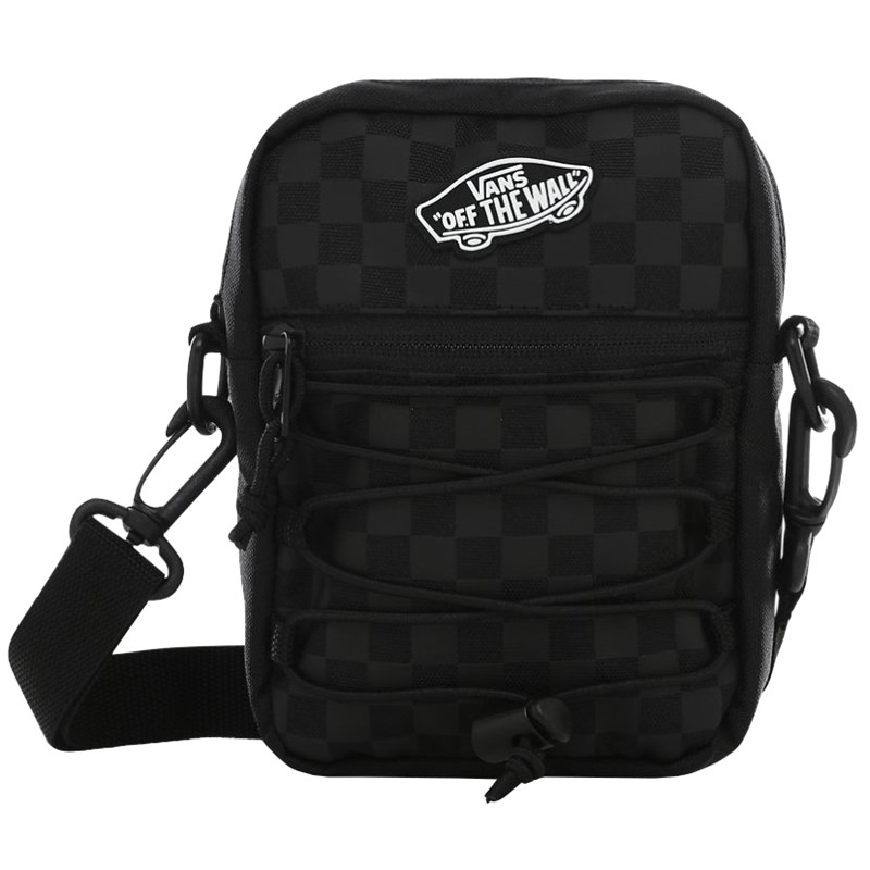 Shoulder Bag Vans Street Ready Black Black