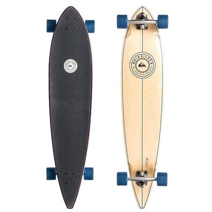 Skate Longboard Quiksilver Pin Line Blue 42 ''x 9''