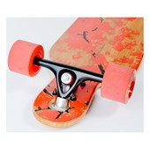 Skate Riviera Longboard Cherry Blosson Droptrough