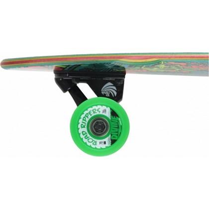 Skate Riviera Longboard Mayan Myth Printed Grip