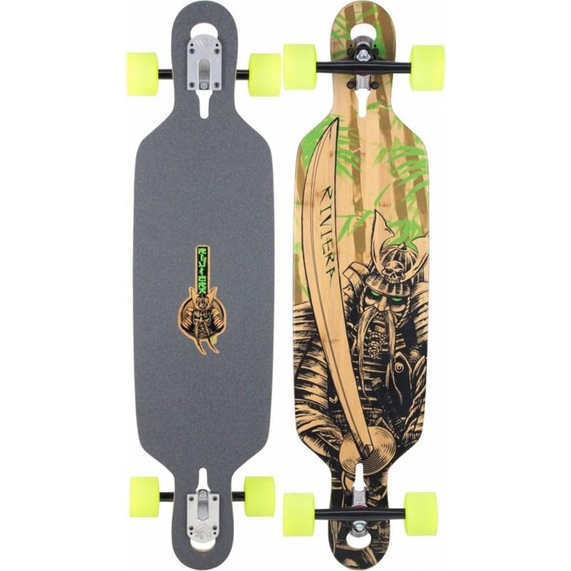 Skate Riviera Longboard Mini Slayer Droptrough