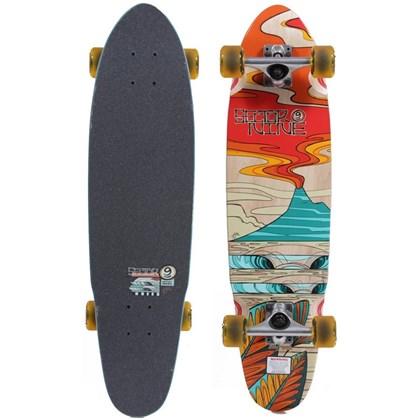 Skate Sector 9 Cruiser Lava Flow Erick Abel Artist Series
