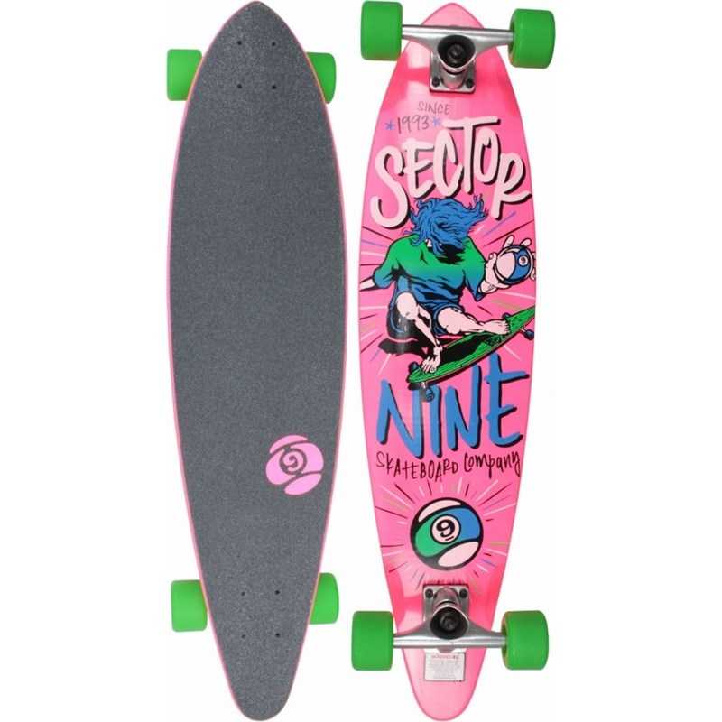 SKATE SECTOR 9 THE SWIFT PINK COMPLETO