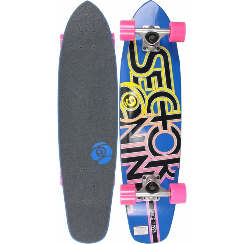 SKATE SECTOR 9 THE WEDGE AZUL COMPLETO