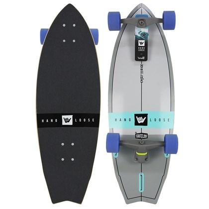 Skate Simulador de Surf Hang Loose by Surfeeling
