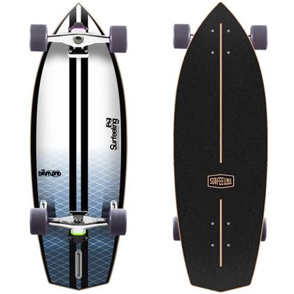 Skate Simulador de Surf Surfeeling Diamond New
