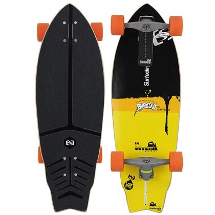 Skate Simulador de Surf Surfeeling Outline