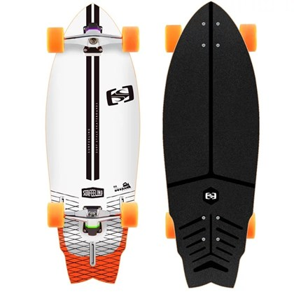 Skate Simulador de Surf Surfeeling Outline New