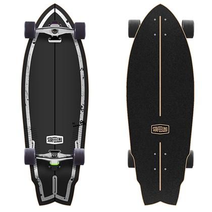 Skate Simulador de Surf Surfeeling Outline New