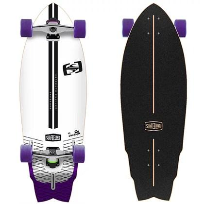 Skate Simulador de Surf Surfeeling Outline New Purple