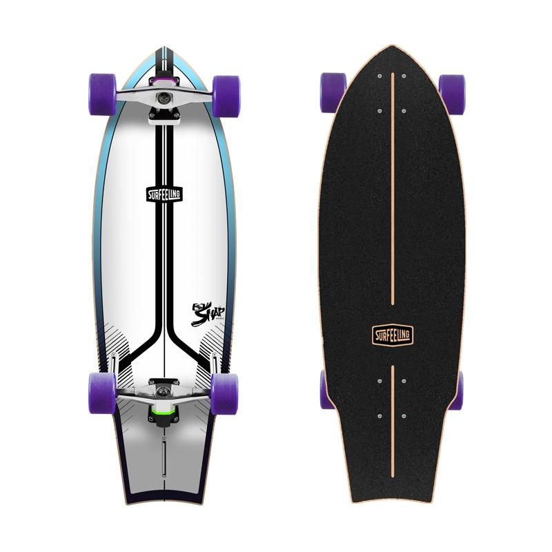 Skate Simulador de Surf Surfeeling Snap New