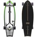Skate Simulador de Surf Surfeeling Snap New Green Neon
