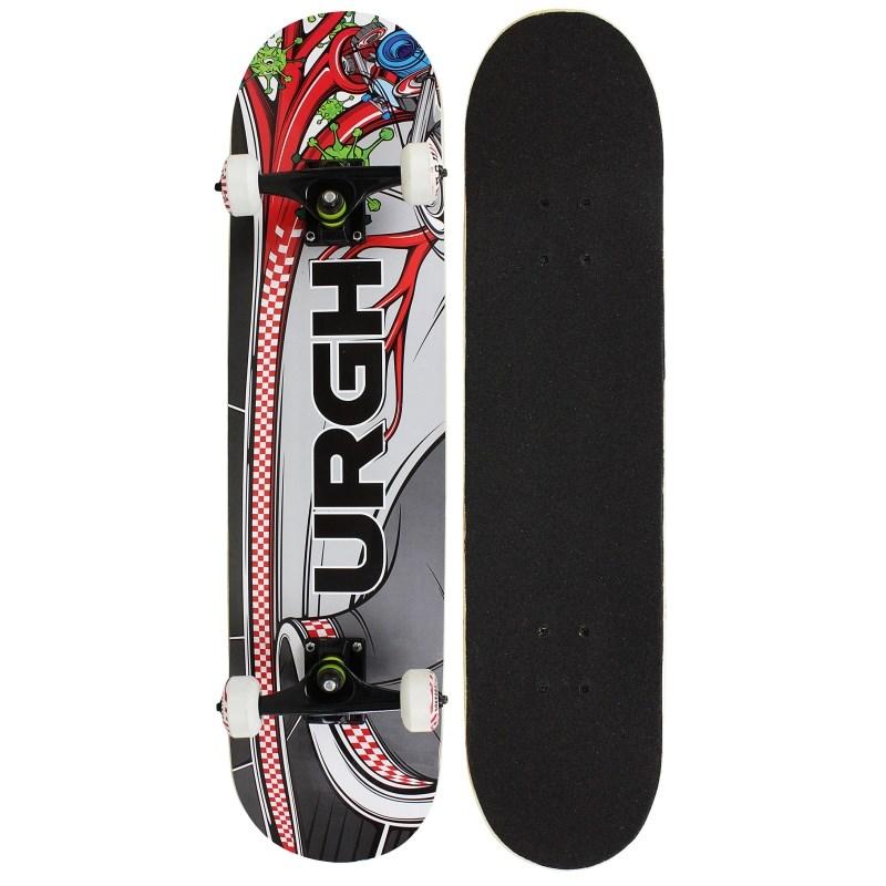 Skate Urgh Iniciante Na Veia II