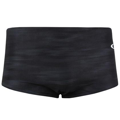 Sunga Oakley Basic Swim Print Blackout